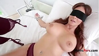 blindfolded sex, first person view, hardcore screwing, horny and wet, horny mommy, hot mom, hubby fucking, incest fantasy