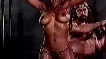 arabic porno, BDSM in HQ, ebony babes, girl porn, high-quality classic, lesbian sex, painful drilling, slave porn