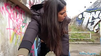 casting scenes, cock sucking, creampied pussy, czech girls, fake agent, first person view, fucking in HD, fucking In public