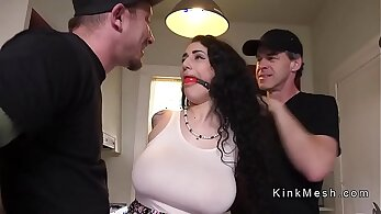 anal fucking, BDSM in HQ, boobs in HD, enormous boobs, gagging on cock, hardcore screwing, kinky fetish, painful drilling